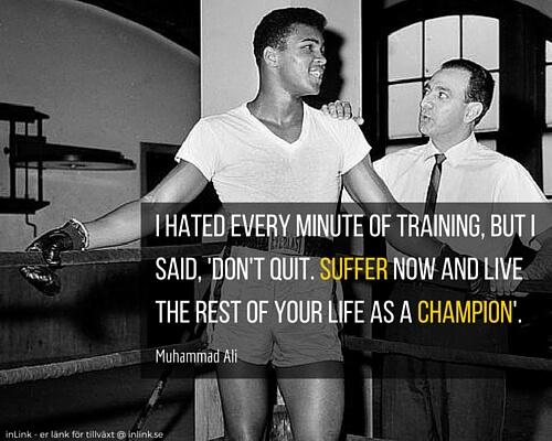 Långsiktighet Muhammad Ali