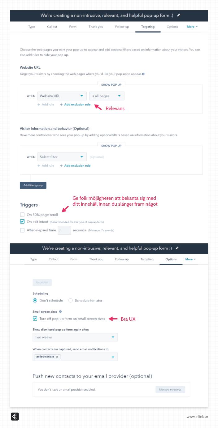 hubspot-chat-tillganglighet-installningar